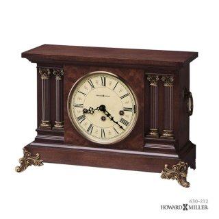 【HOWARD MILLER】置時計 マントルクロック CIRCA (チェリー仕上げ)・630-212