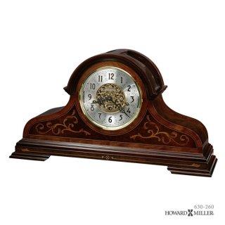 【HOWARD MILLER】置時計 マントルクロック BRADLEY (チェリー仕上げ)・630-260