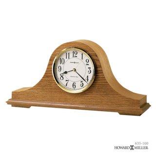 【HOWARD MILLER】置時計 マントルクロック NICHOLAS (オーク仕上げ)・635-100
