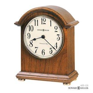 【HOWARD MILLER】置時計 マントルクロック MYRA (オーク仕上げ)・635-121