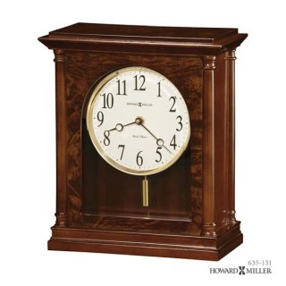 【HOWARD MILLER】置時計 マントルクロック CANDICE (チェリー仕上げ)・635-131