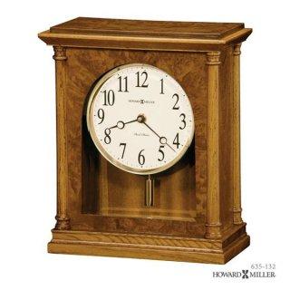 【HOWARD MILLER】置時計 テーブルトップクロック CARLY (オーク仕上げ)・635-132