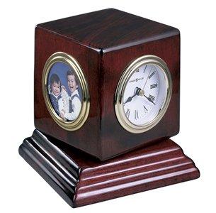 【HOWARD MILLER】置時計 ポートレイト REUBEN (紫檀製)・645-408