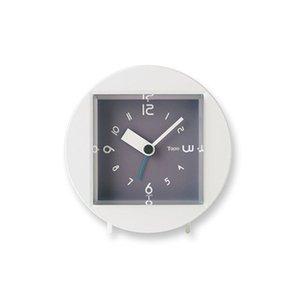【Lemnos】KID'S+MODERN 目覚まし時計 Tapio(グレー)・PA09-08GY