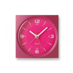 【Lemnos】KID'S+MODERN 目覚まし時計 EPICE(ピンク)・PA09-09PK