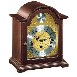 【Hermle】置き時計 Bethnal(ウォルナット)・22511-030340
