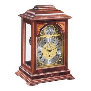 【Hermle】置き時計 Estate(マホガニー)・22848-070352