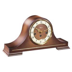 【Hermle】置き時計 Stepney(ウォルナット)・21092-030340