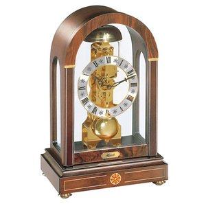 【Hermle】置き時計 Stratford(ウォルナット)・22712-030791
