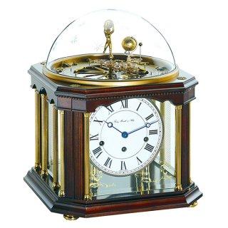 【Hermle】置き時計 Tellurium (ウォルナット)・22948-Q10352
