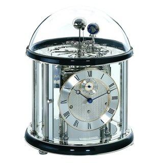 【Hermle】置き時計 Tellurium (ブラック)・22823-740352