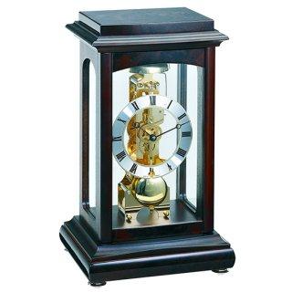 【Hermle】置き時計 Winchester(ウォルナット・チョコ)・22957-Q30791