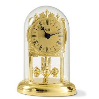 【AMS】置き時計 Funkuhren(ゴールド)・AMS1103