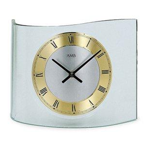 【AMS】置き時計 Funkuhren(ゴールド)・AMS130