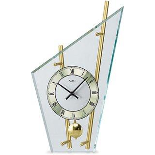 【AMS】置き時計 Funkuhren(ゴールド)・AMS155