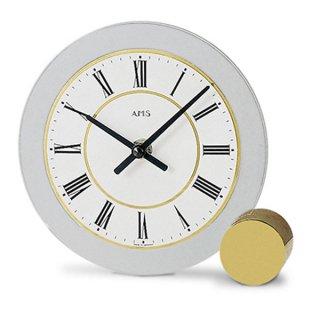 【AMS】置き時計 Funkuhren(ゴールド)・AMS168