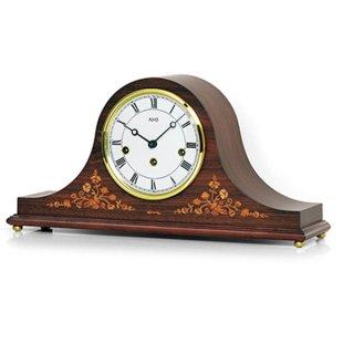 【AMS】置き時計 Funkuhren(ウォルナット)・AMS2188-1