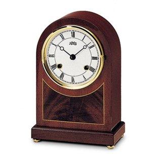 【AMS】置き時計 Funkuhren(マホガニー)・AMS154-8