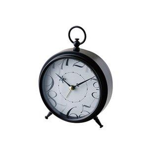 【インターフォルム】目覚まし時計 FIGLIA [フィリア](ブラック)・CL-6878BK
