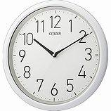 【CITIZEN】掛け時計オフィスタイプスペイシーアクア799(白(白))・8MG799-003