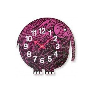 【GEORGE NELSON CLOCK】掛時計 ジョージ・ネルソン Zoo Timer Clock(エレファント)・GN091104