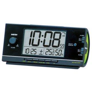 【PYXIS】デジタル時計 ライデン(黒塗装)・NR534K