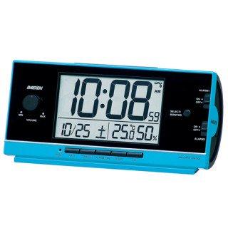 【PYXIS】デジタル時計 ライデン(青塗装)・NR534L