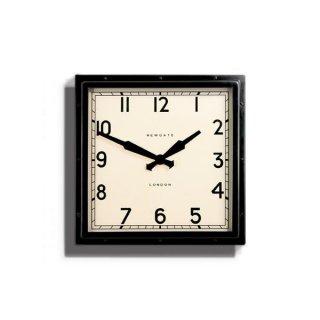 【NEWGATE】掛け時計 Quad42K(ブラック)・QUAD42K