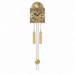 【AMS】掛け時計 (ゴールド)・AMS539