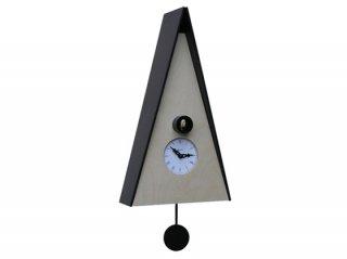 【ピロンディーニ(Pirondini)】鳩時計 NORIMBERGA(ブラック)・PR-102BKNA