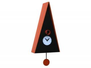 【ピロンディーニ(Pirondini)】鳩時計 NORIMBERGA(オレンジ)・PR-102OGBK