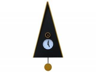 【ピロンディーニ(Pirondini)】鳩時計 NORIMBERGA(イエロー)・PR-102YEBK