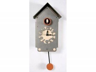 【ピロンディーニ(Pirondini)】鳩時計 CASETTA(メタル)・PR-151MT