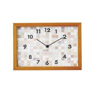 【インターフォルム】置き掛け両用時計 Blangy [ ブランジー ](ブラウン)・CL-1381BN