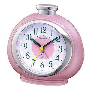 【MAG】目覚まし時計 カラーズ フルーティ(ピンク)・T-379PK-Z