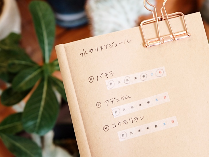 INFOWOOD stationery A6ノート