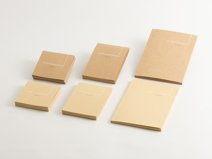 INFOWOOD stationery