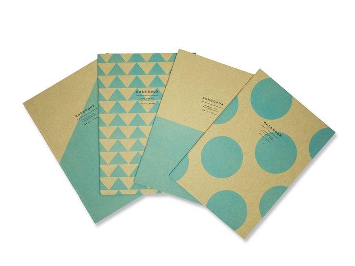 multinosa(マルチノーサ) A5ノート|4冊set