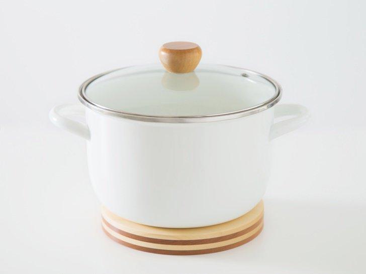 神戸派 しましま鍋敷き|180mm