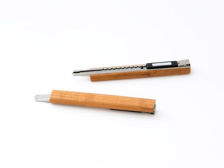 カッターナイフ|山桜