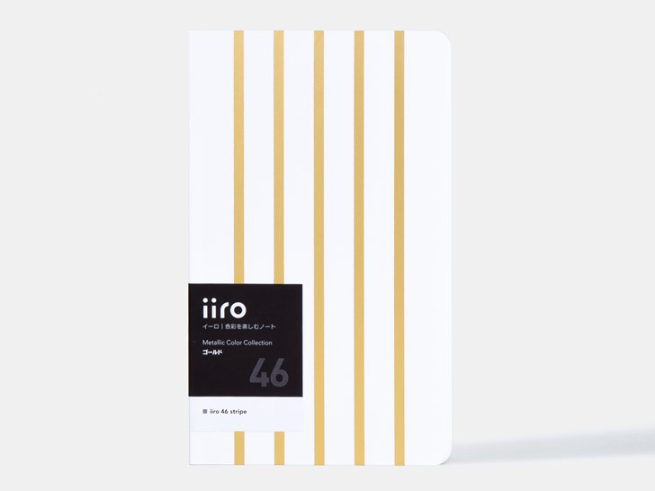 iiro 46 stripe|ゴールド