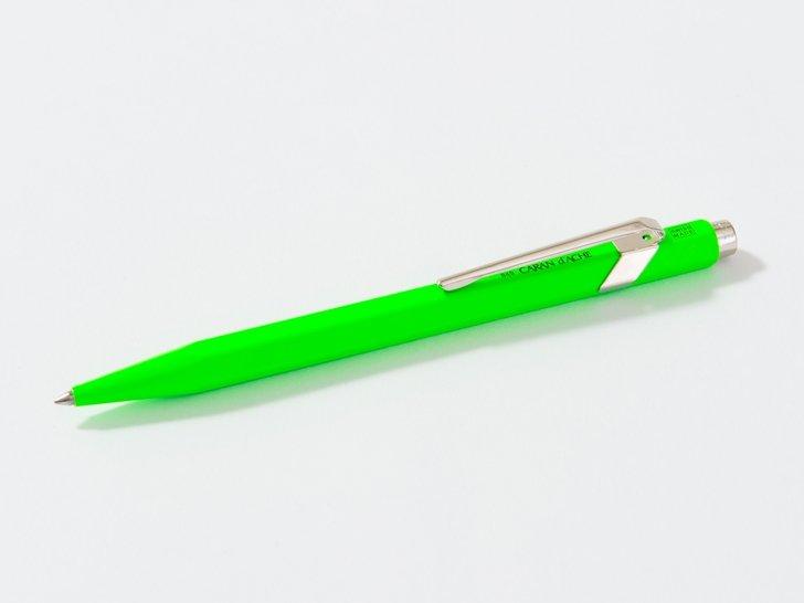 カランダッシュ 849|ポップライン|蛍光グリーン