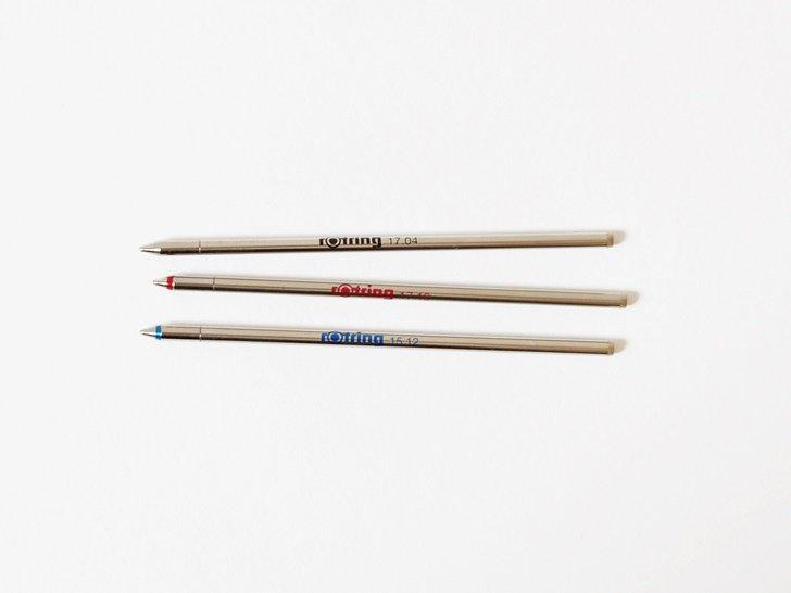 ロットリング|4in1/トリオペンボールペン替芯|F