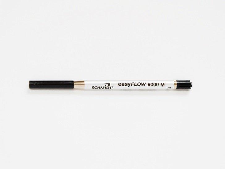 シュミット|ボールペン替芯|easyFLOW 9000|ブラック|M