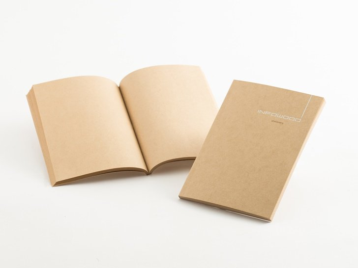INFOWOOD(インフォウッド)A6 notebook