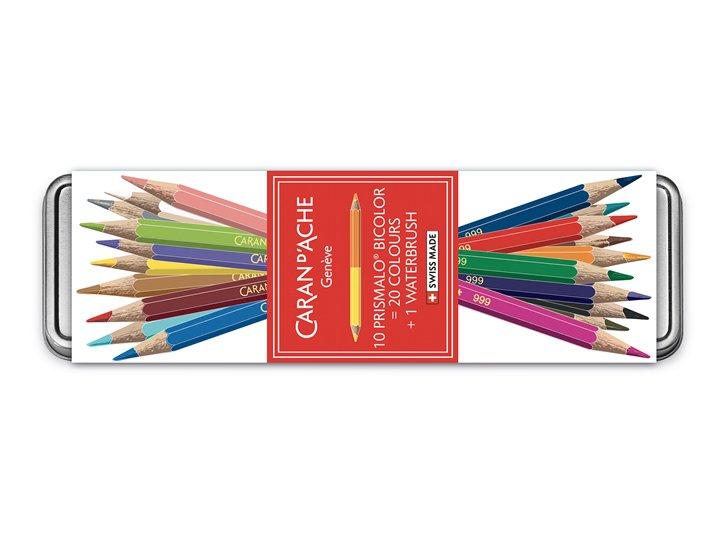 カランダッシュ |水溶性色鉛筆 プリズマロ バイカラーセット