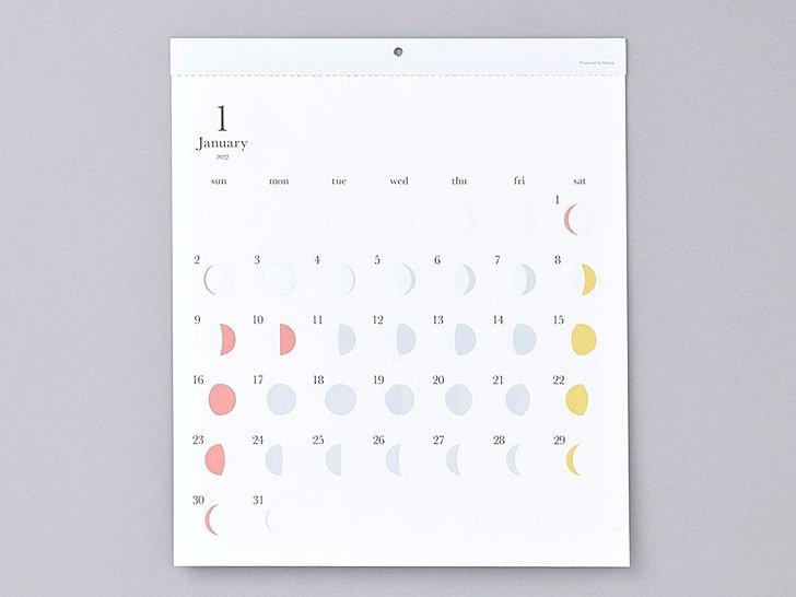 <img class='new_mark_img1' src='https://img.shop-pro.jp/img/new/icons1.gif' style='border:none;display:inline;margin:0px;padding:0px;width:auto;' />月の満ち欠けカレンダー ミチル 2022