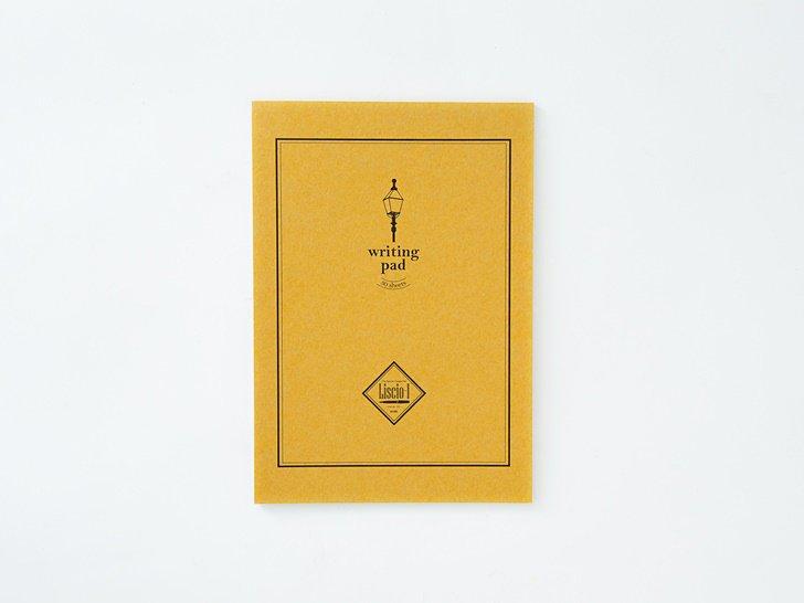 Liscio-1(リスシオ・ワン)|A5便箋(7mm罫)