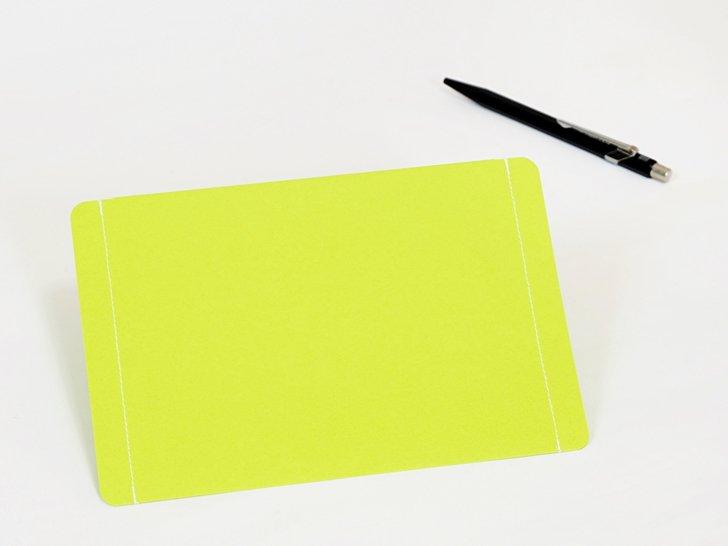 nuino(ヌイーノ)A6封筒(3枚)|03〈緑〉