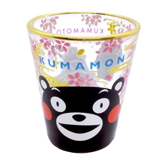 くまモンショットグラス